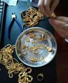 南开区黄金首饰回收价格怎么算;南开区回收黄金分品牌吗?