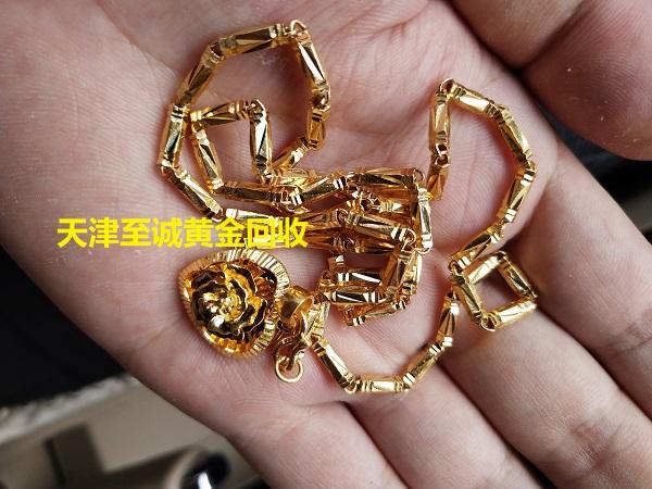 黄金回收钻石回收宁河区黄金回收的价格