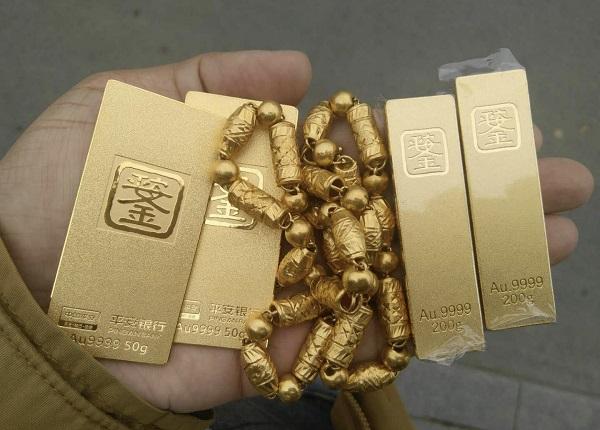 武清区二手黄金回收价格二手黄金首饰回收多少钱