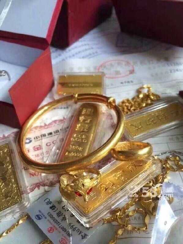 金店今天回收黄金多少钱一克
