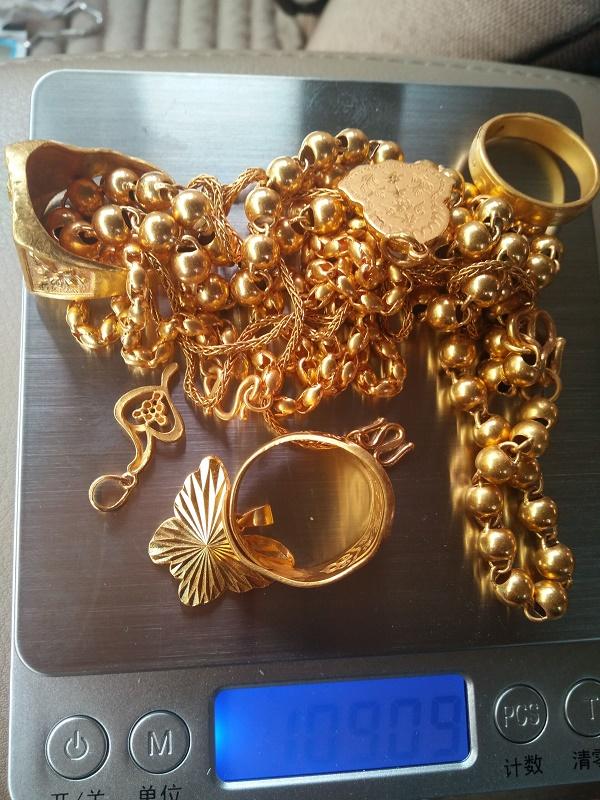 天津梦金园黄金怎么回收的老凤祥黄金首饰回收价格查询