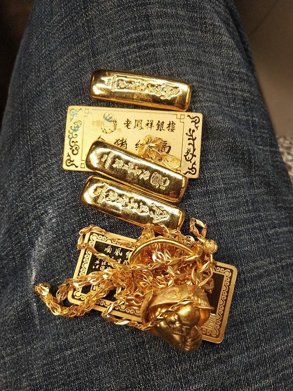 天津西青区黄金回收定点单位西青区回收黄金每天实时报价