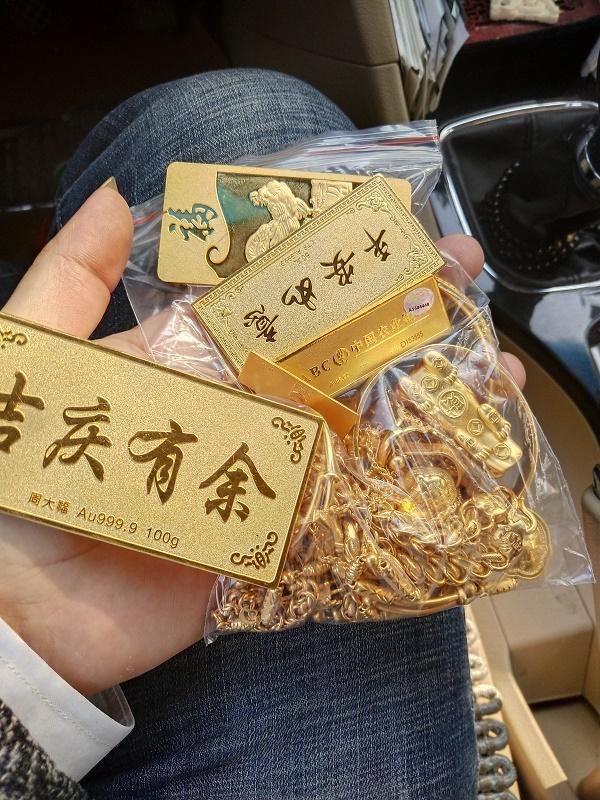 天津回收黄金目前价格多少