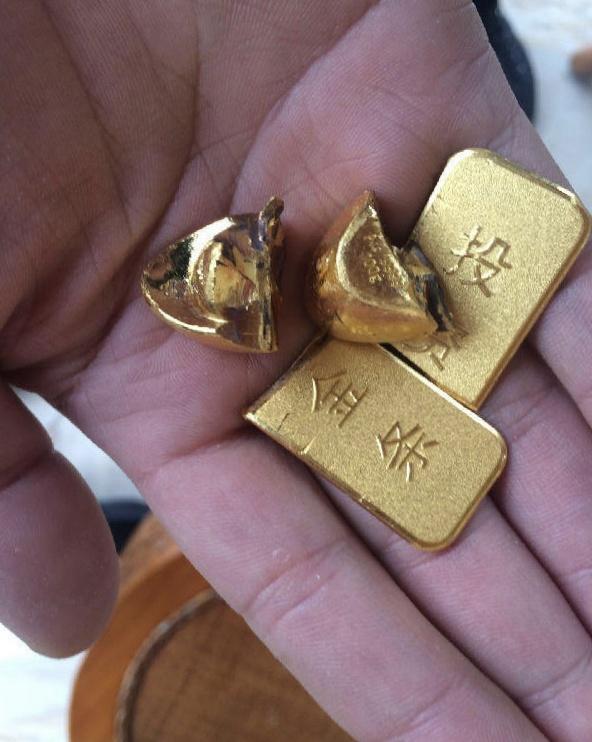 北辰区黄金回收黄金首饰鉴定真假方法
