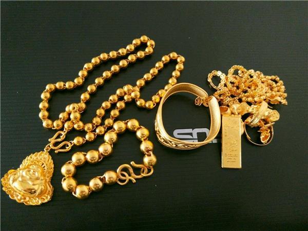 河北区回收黄金,二手金首饰高价回收