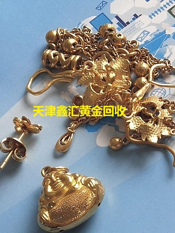 南开区老凤祥黄金回收南开区上门回收周大生黄金首饰
