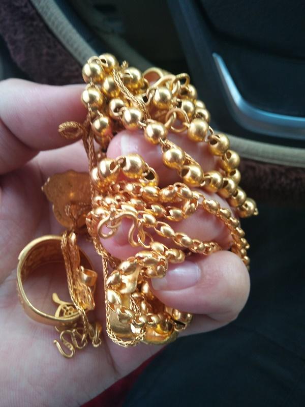 静海区回收黄金提供安全的黄金首饰变现及其它高品质服务