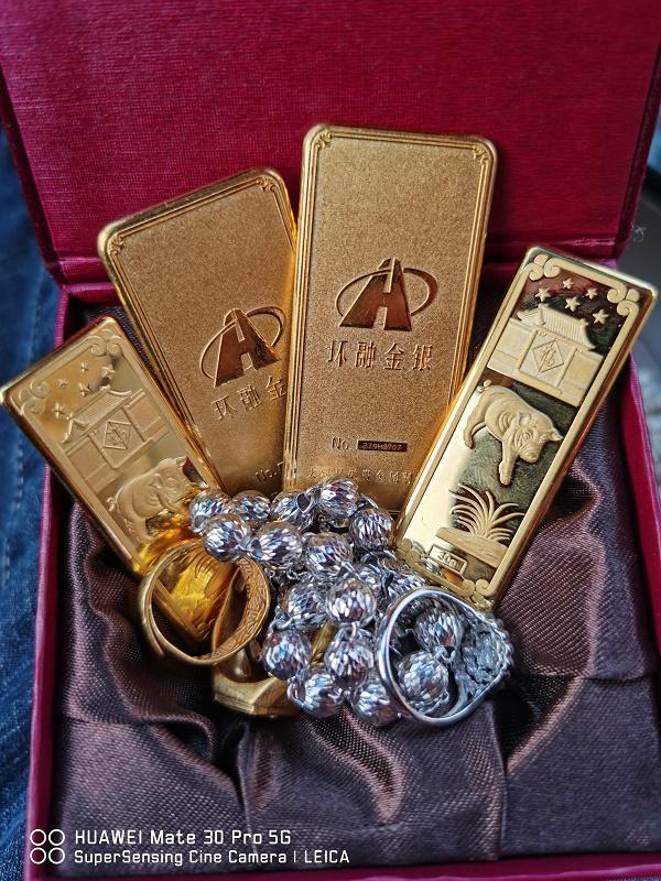 河北区哪有回收黄金的,二手黄金回收多少钱一克