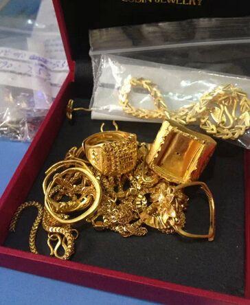 今日二手黄金回收价格