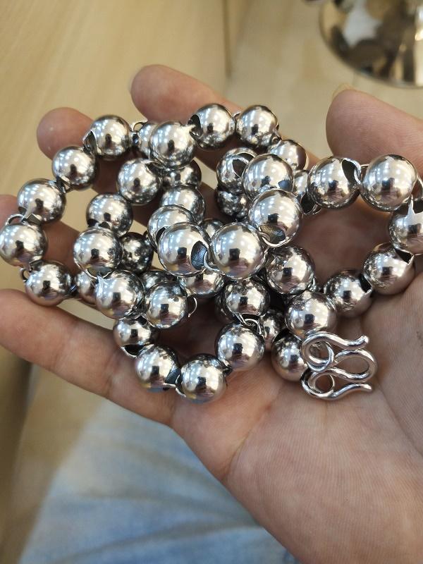 铂金项链pt950的现在回收多少钱,天津哪里有回收的