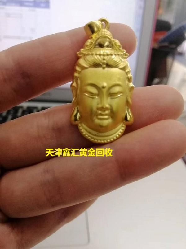 津南区周边现在市场黄金回收多少钱一克