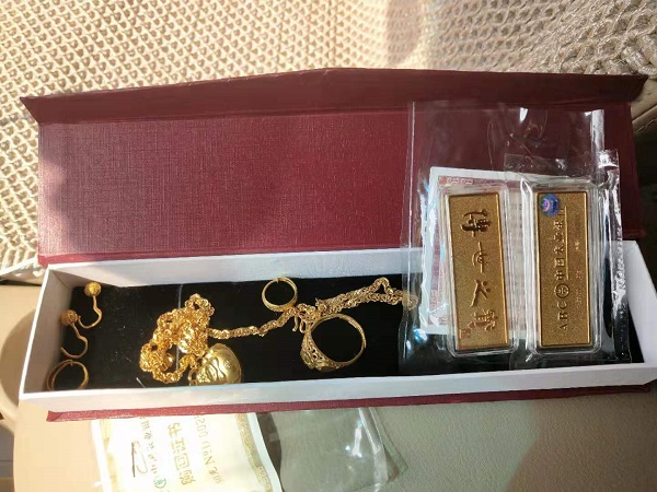 天津二手黄金回收