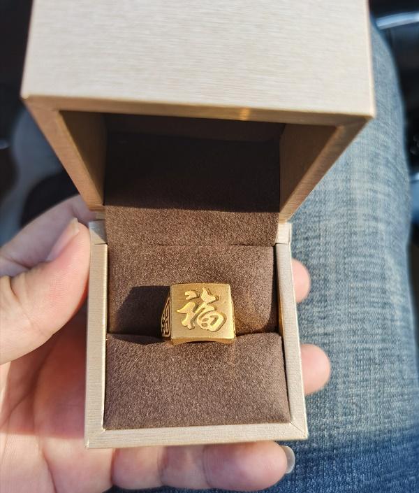 东丽区哪里回收黄金戒指