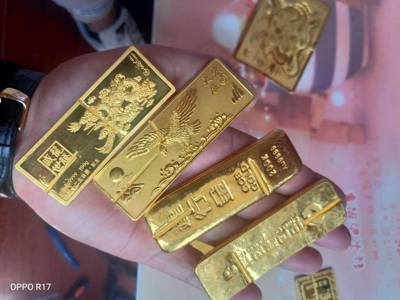 天津今天黄金钯金回收价格,天津50克黄金金条能卖多少钱?